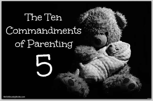 10 Commandments Parenting5