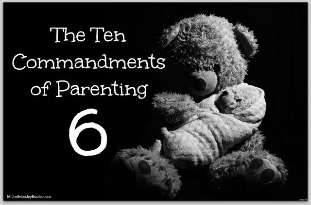 10 Commandments Parenting6