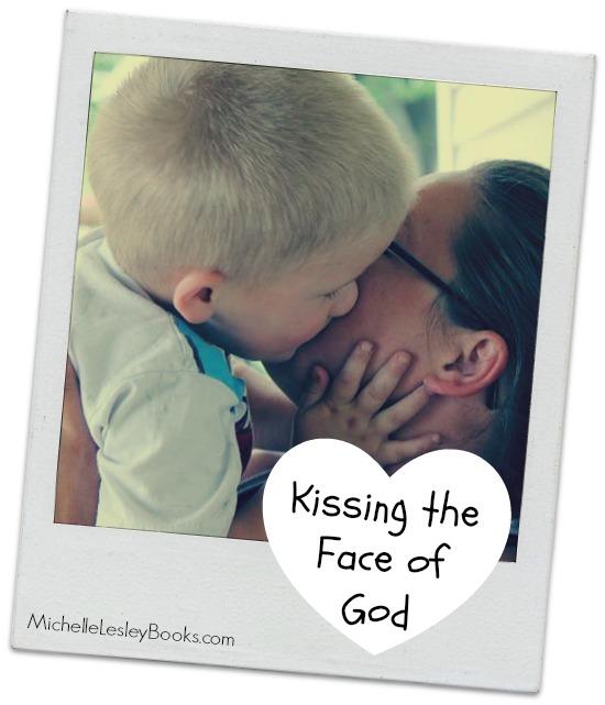 kissingface