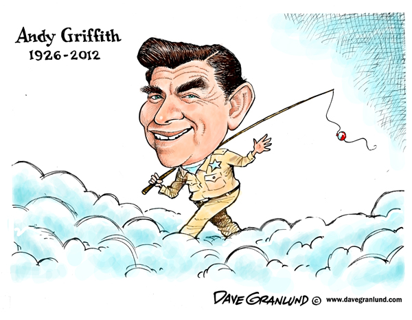 andy griffith commemorative speech Comedy with andy griffith, ron howard, don knotts, frances bavier after  andy is profiled in a national sheriff's magazine as the 'sheriff without a gun',.