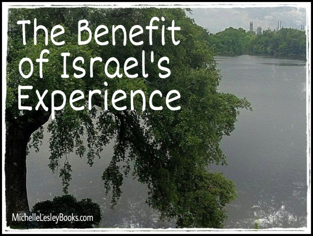 Benefit of Israel's Experience