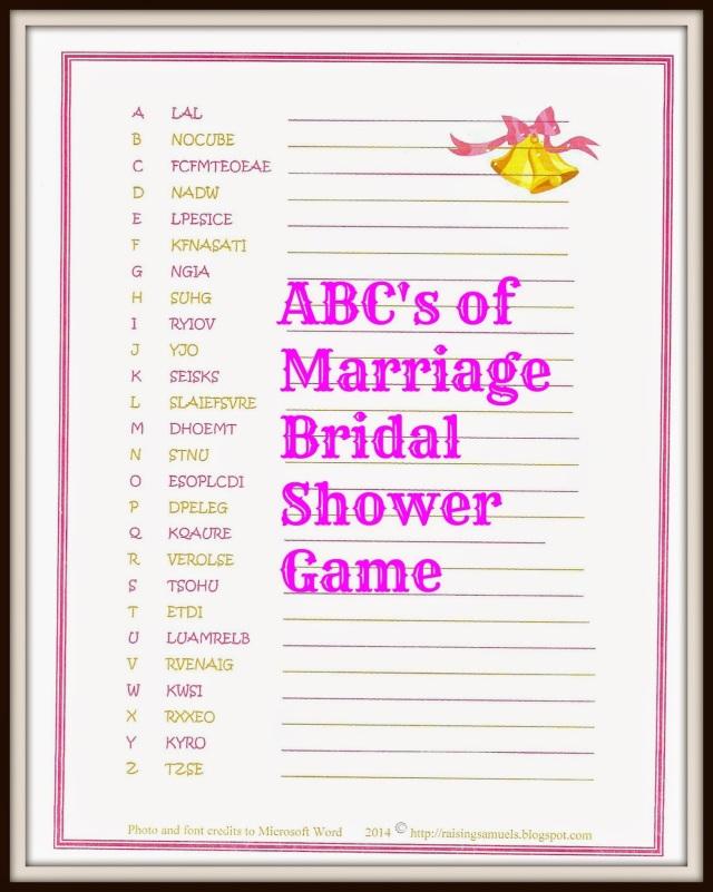 bridalshower