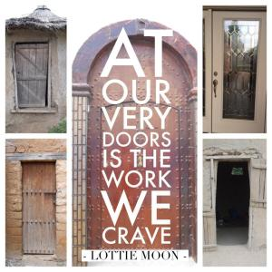 Lottie Moon- Missionary to China, 1873-1912