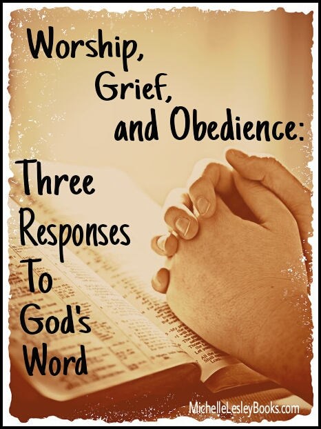 worship grief obedience 1