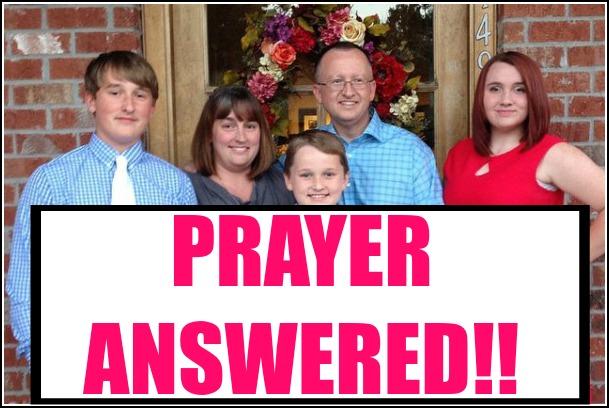 PAULS prayer