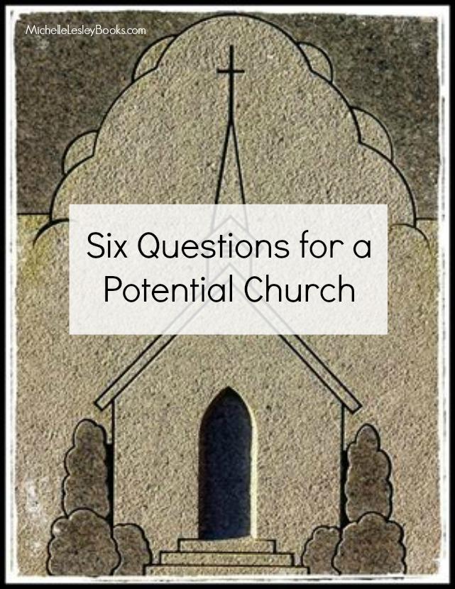 church questions1