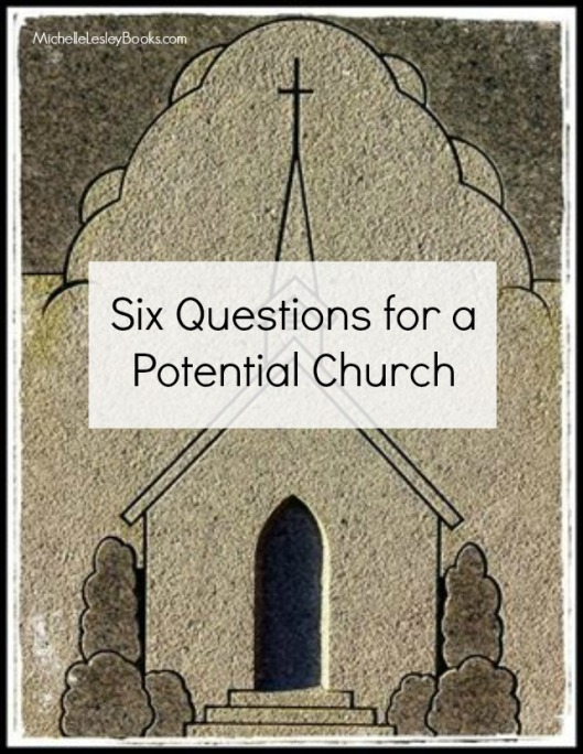 church questions1