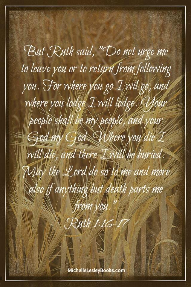ruth 1 16 17