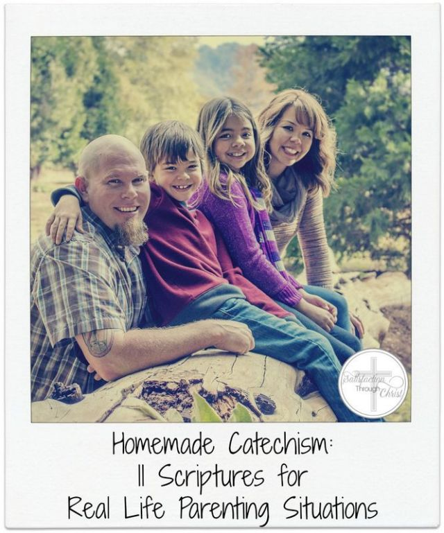 Homemade Catechism