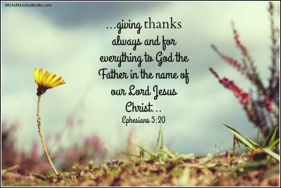 Eph 5 20