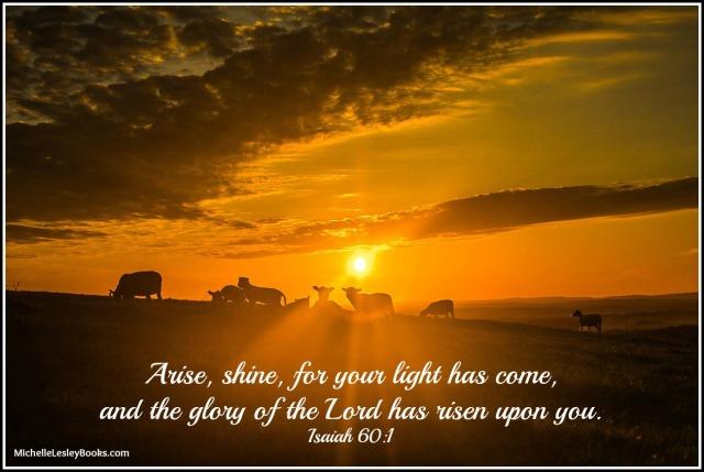 arise shine isaiah