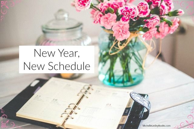 new schedule