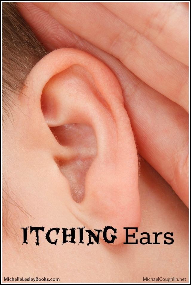 michael coughlin itching ears