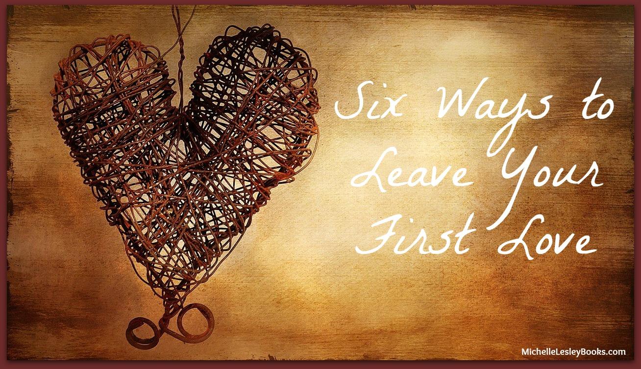 6 ways first love
