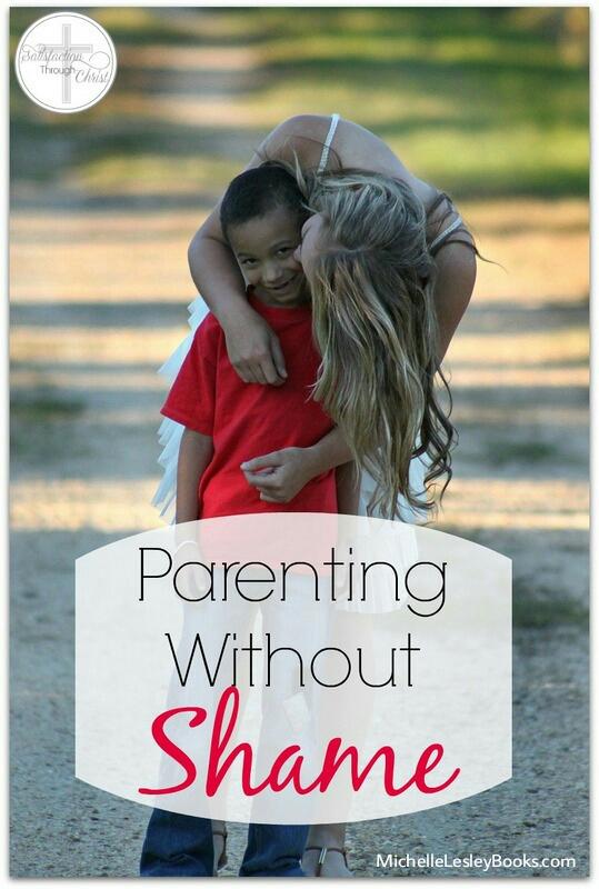 parenting shame