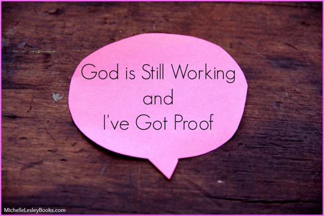 god working proof