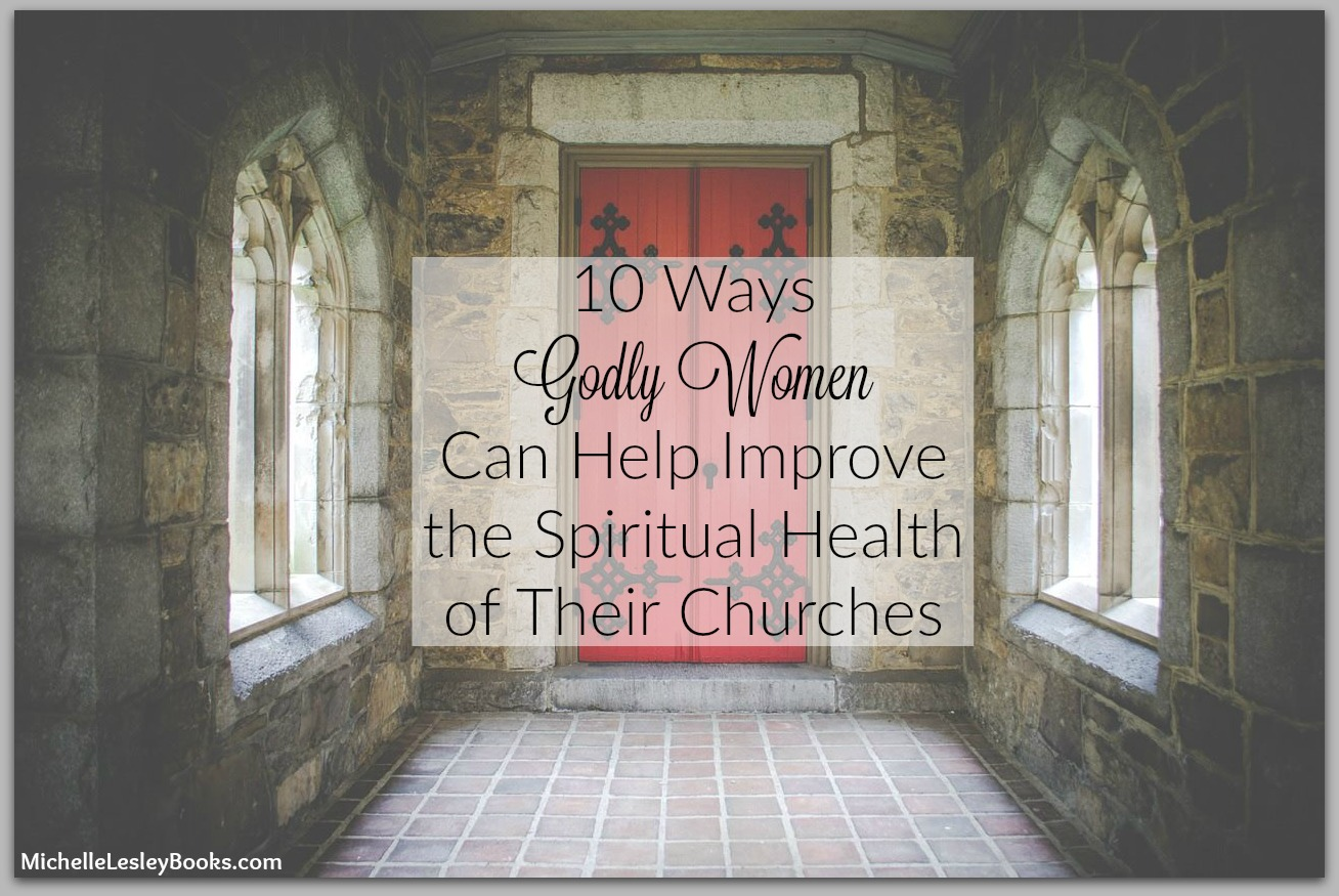 10 ways healthy churches