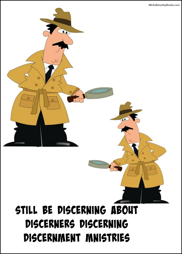 discerners discerning discernment
