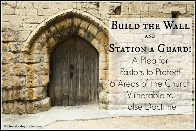Pastors, your church is vulnerable to false doctrine in these 6 areas. Here's how you can protect it.
